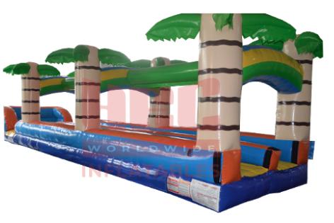 31ft Tiki Slip n Slide - 31' x 12'
