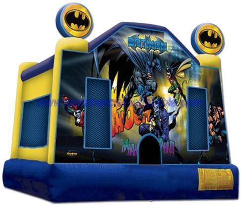 Batman Bounce House - 15' x 15'