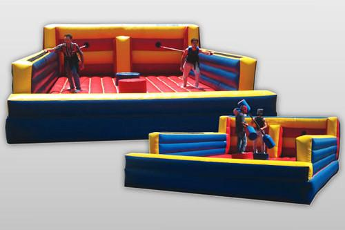 Bungee Run and Joust - 40' x 20'