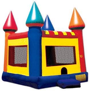 Castle Bounce House - 15' x 15'
