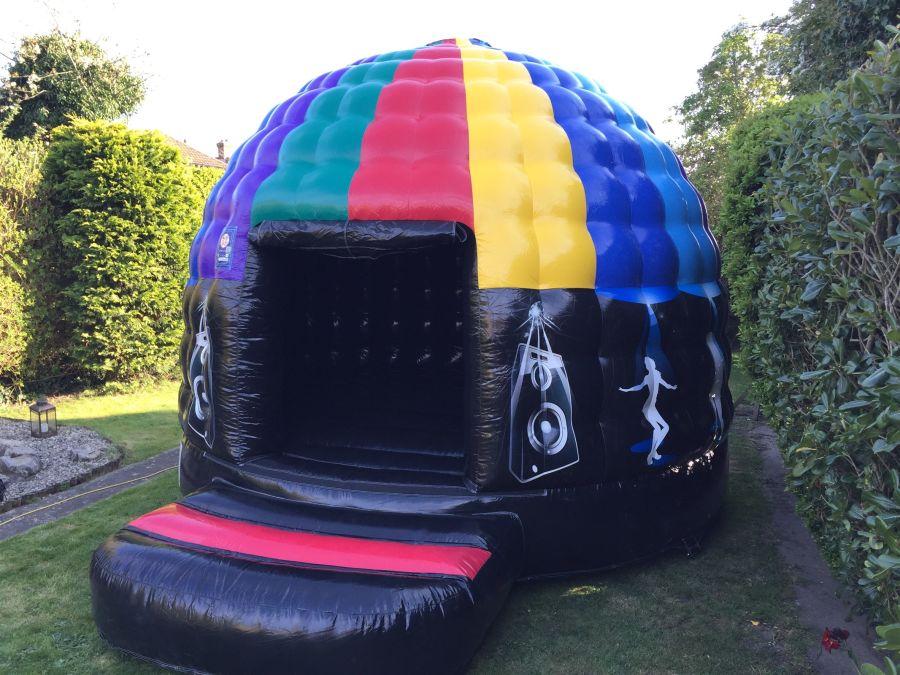 Disco Dome - 20' diameter