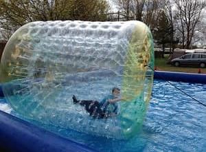 Hamster Water Wheel - Pool not included