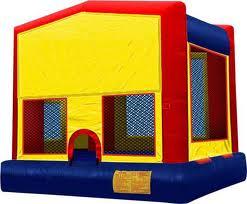 Modular Bounce House - 15' x 15'