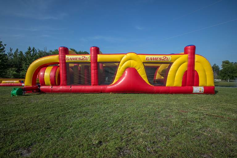 Standard Obstacle Course  - 45' x 12'