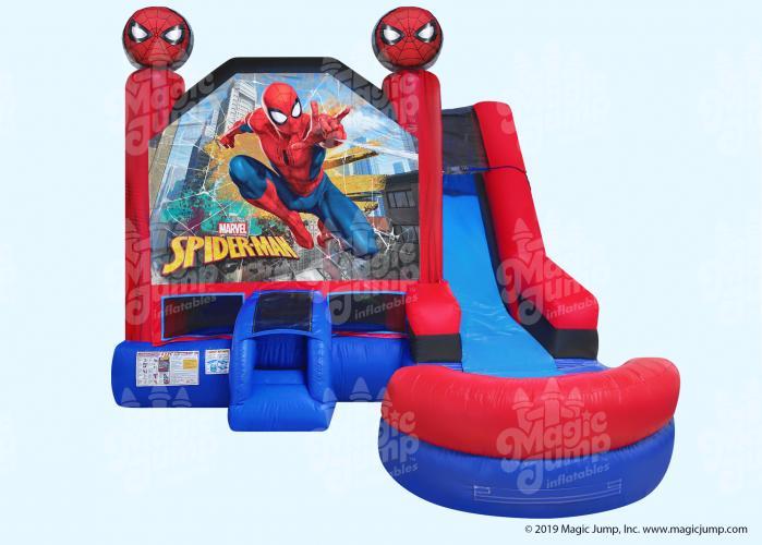Spiderman wet/dry Combo - 15' x 20'