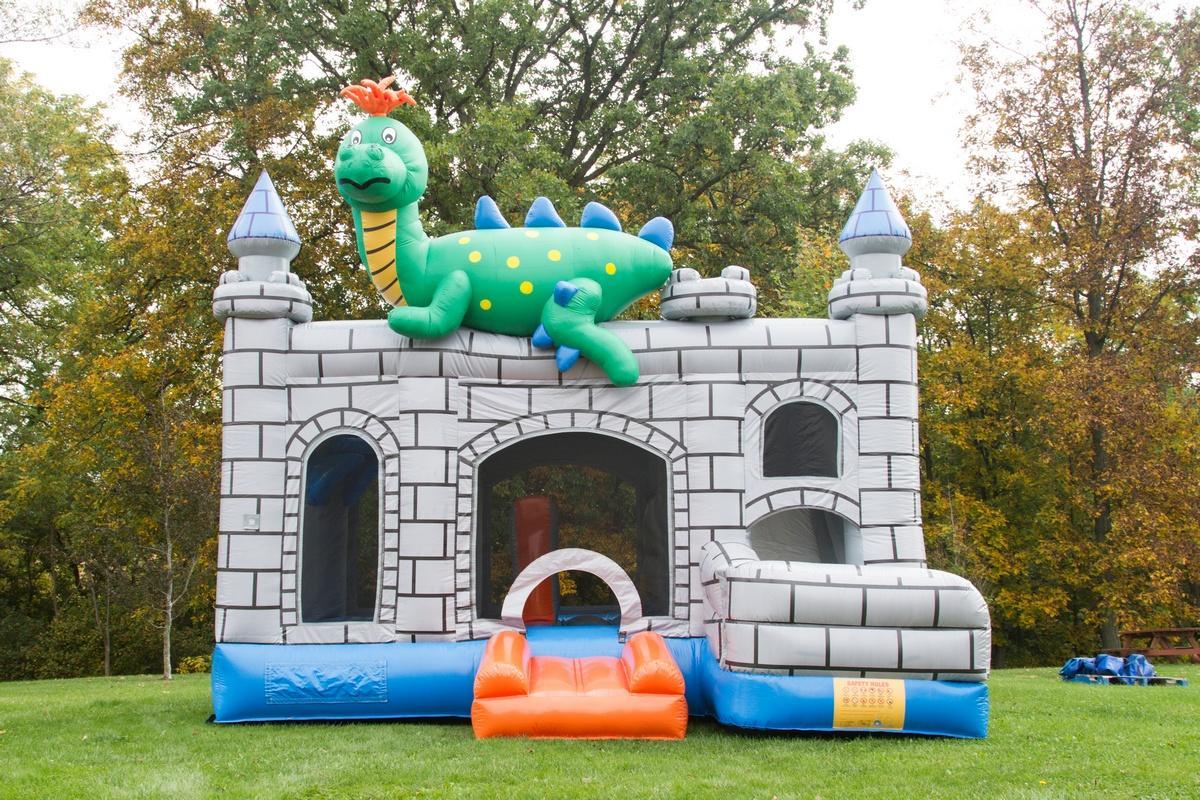 Dragon Castle Combo - 18' x 15'